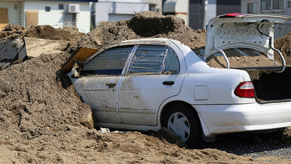 事故や災害で一瞬にして不動車になってしまう